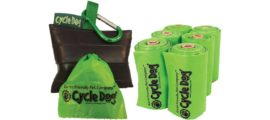Earth Friendly Pick-Up Bags-Park Pouch Combo