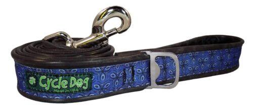 Blue Tri-Style Dog Leash