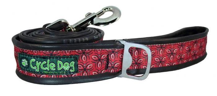 Red Tri-Style Dog Leash