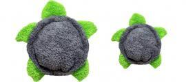 Duraplush Turtle Soft Dog Toy – Guaranteed Fun-Safe-Tough - Handcrafted USA