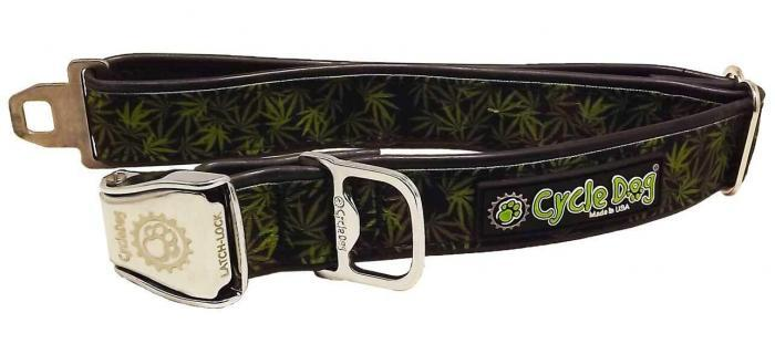Cannabis Dog Collar