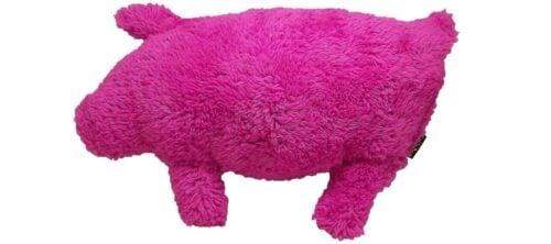 Duraplush Pig Soft Dog Toy