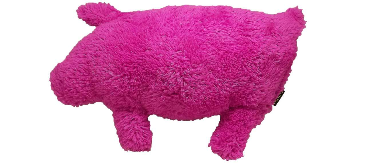 Duraplush Pig Soft Dog Toy
