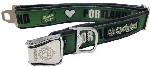 Portland Love Dog Collar