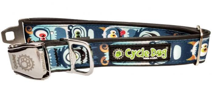 Monster Yetis Dog Collar
