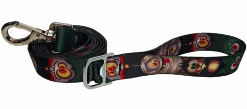 Monster Ghouls Dog Leash